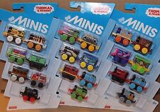 Thomas Minis LOT 7 Pack Set Octopus Starfish Tiger 2017 ALL NEW 21 Total Friends