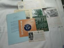 More details for the gilwell story, 1970s, h-back no cover + memorabilia inc 1966 wolf cub 7