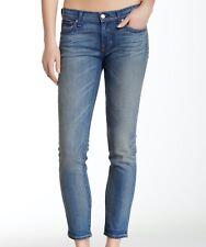 Elizabeth & James Textile Sz 27 Ozzy Fit Jeans Medium Wash Skinny Slim