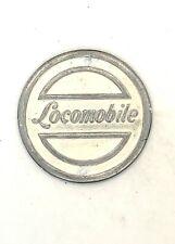 Locomobile Wheel Disc Emblem Badge