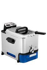 NEW Tefal Oleoclean Pro Deep Fryer: Silver: FR8040