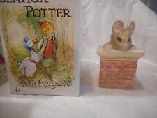 Beatrix Potter Tom Thumb Beswick w/box 1987 free domestic ship/ins 200015