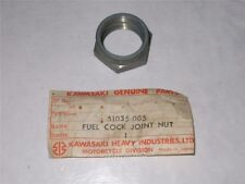 KAWASAKI NOS - FUEL COCK JOINT NUT - ALL H1's & H2's - 51035-005