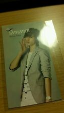 Infinite sungjong japan jp official Photocard Card Kpop K-pop