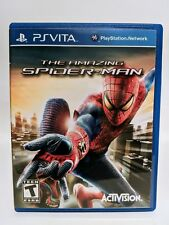 The Amazing Spiderman -PS Vita- Replacement Case *No Game*
