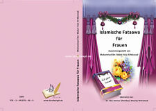 ABAYA-NIQAB-KORAN-Hijab-Kopftuch-Khimar-quran- Fataawa für Frauen-NEUSTE AUFLAGA