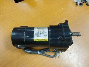 😎 BALDOR .13 HP DC GEARMOTOR 180 VDC 250 RPM 10:1 RATIO PSM FRAME 24A045Z063G1