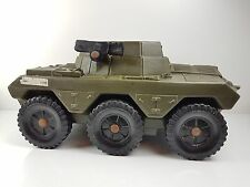 Vintage Action Man Cherilea Cobra Missile Carrier Armoured Car (d4)