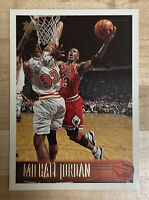 1996-97 Topps Basketball #139 Michael Jordan Bulls - Pack Fresh PSA Potential 🏀