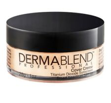 Dermablend Cover Crème in Pale Ivory 0C - 1 oz. *NEW IN BOX*