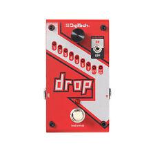 Digitech Drop Tune Pitch Shifter Guitar Effects Pedal