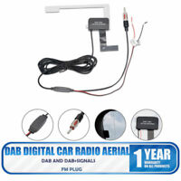 Pioneer DAB/DAB+ Glass Mount FM DAB+ Digital Car Stereo Radio Aerial Antenna
