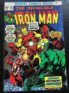Iron Man #68 FN (6.0)