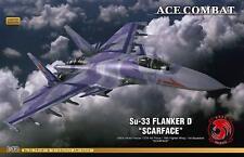 1/72 HASEGAWA SU-33 FLANKER D 'SCARFACE'