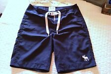 Abercrombie & Fitch Patternless Regular Shorts for Men
