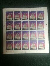 US #3648 $13.65 Capitol Dome, Sheet of 20, self-adhesive, VF