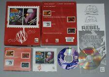 Star Wars Rebel asalto y X-Wing Coleccionistas Caja Grande Juego de PC White Label duplica