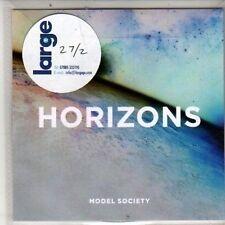 (DB185) Model Society, Horizons - DJ CD