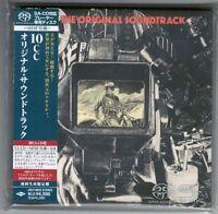 Sealed! 10cc Original Soundtrack JAPAN DSD SHM-SACD UIGY-9033 Gatefold PS+OBI