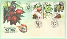 Malaysia 2013 Rare Fruits Series IV ~ FDC