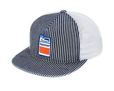 Supreme Jug Mesh Back 5 Panel Cap Hickory Stripe 100% Authentic Brand New