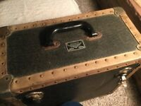 "goldak model signalmaster pipe locater vintage Box/ Case- 1930""s-   Empty"