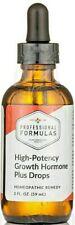 NATURAL GROWTH HORMONE PLUS DROPS 2 fl.oz Professional Formulas - POWERFUL