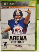 Arena Football (Microsoft Xbox, 2006) Complete