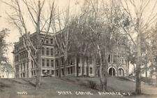 RPPC State Capitol, Bismarck, North Dakota ca 1910s Vintage Postcard