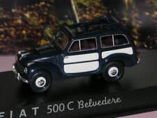 FIAT 500C BELVEDERE NOREV 1/43
