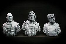 200 mm (1/9) V-Bustes Samurai Set