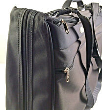 Samsonite Clothes Suit Carrier Luggage Travel Bag Suitcase Folding With Hangers