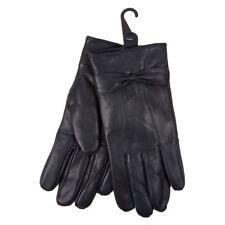 Ladies Genuine Leather Gloves Driving Winter Gloves Supple Sheepskin Leather