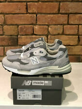 NEW BALANCE SHOES STYLE M992GR COLOR GREY MADE IN THE USA WIDTH D