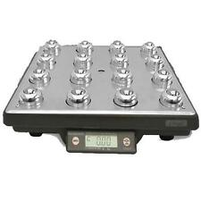 Fairbanks 30102 Ultegra Ball Top UPS Bench Scale (USB only)  150 lb x 0.05 lb