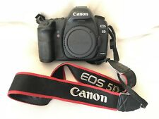 Canon EOS 5D Mark II 21.1MP Digital SLR Camera - *with extras* Black (Body Only)