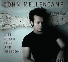 Life Death Love and Freedom by John Mellencamp (Vinyl, Jul-2008, Hear Music)