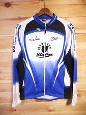 Giordana Full Zip Winter Cycling Jersey XL