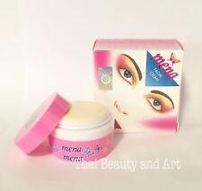 Mena Whitening Acne Dark Spots Blemish Original Thai Facial Cream 3g./0.1oz.