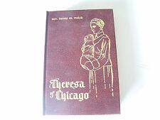 Theresa of Chicago Rev. Henry M. Malak 1975 Catholic Nun Lemont Illinois Leather