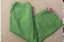 Lilly Pulitzer Girls White Label Capris Size 14