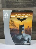 BATTLE FOR GOTHAM CITY INTERACTIVE STRATEGY GAME:NIB