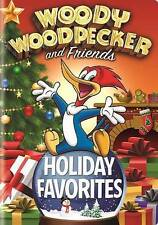 Woody Woodpecker and Friends: Holiday Favorites (DVD, 2014)