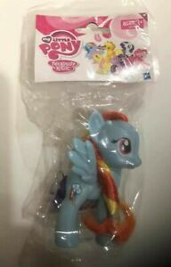 My Little Pony Rainbow Dash Pose-able Head, Brushable Mane and Tail 3 in. Tall
