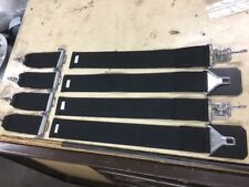 Shelby Cobra Ray Brown Chrome seat belts
