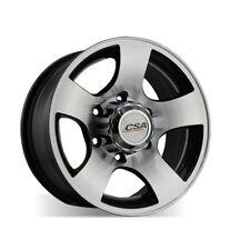 "4X 15"" CSA MAGNUM II Wheels & Tyres (suits) HILUX RANGER COLORADO TRITON B2600"