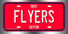 University of Dayton Flyers Dayton Ohio NCAA License Plate