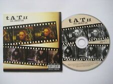 T.A.T.U. TATU All about us 2-track CDS Card sleeve