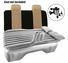 Inflatable Car Air Mattress Air Bed TWIN Truck SUV Camping Pump Pillows Bag NEW