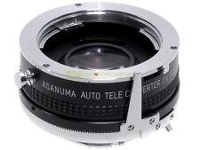 Minolta MD moltiplicatore di focale 2x Asanuma Auto Tele Converter.